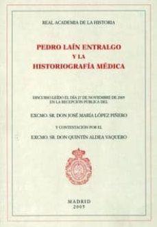 Vinisenzatrucco.it Pedro Lain Entralgo Y La Historiografia Medica Image