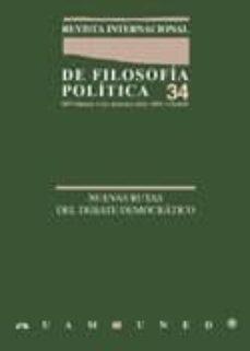Bressoamisuradi.it Revista De Filosofia Politica Nº34 Image