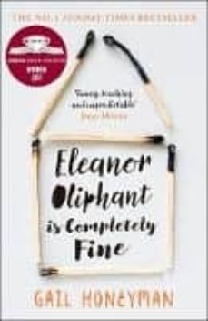 Descargar google book como pdf mac ELEANOR OLIPHANT IS COMPLETELY FINE (COSTA FIRST NOVEL BOOK AWARD WINNER 2017;