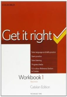 Descargar GET IT RIGHT 1: WOORKBOOK gratis pdf - leer online