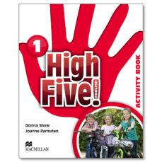 high five! english 1 activity book-9780230449145
