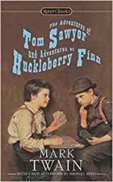 the adventures of tom sawyer and adventures of huckleberry finn-mark twain-9780451532145