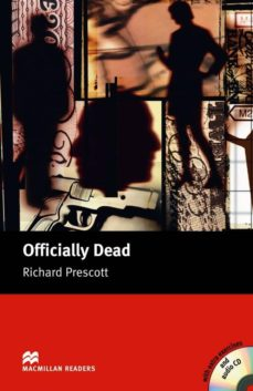 Descargas gratuitas de ebooks de ventas MACMILLAN READERS UPPER:  OFFICIALLY DEAD PACK