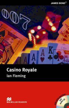 Descargas gratuitas de libros electrónicos móviles MACMILLAN READERS PRE- INTERMEDIATE: CASINO ROYALE PACK de IAN FLEMING