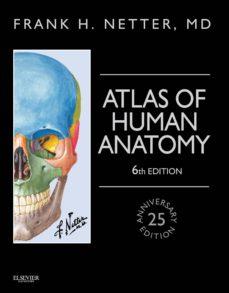 atlas of human anatomy e-book (ebook)-frank h. netter-9781455758845