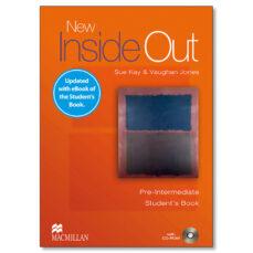 Descargar Ebook para jsp gratis NEW INSIDE OUT PRE-INTERMEDIATE STUDENT´S BOOK EBOOK PACK  9781786327345 en español de