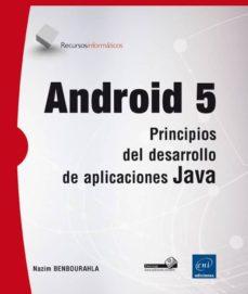 Cdaea.es Android 5: Principios Del Desarrollo De Aplicaciones Java Image