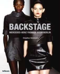 Javiercoterillo.es Backstage Mercedes-benz Fashion Week Berlin Image