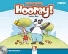 Libros gratis en descargas de dominio público HOORAY STARTER VISUAL PACK RTF 9783852725345