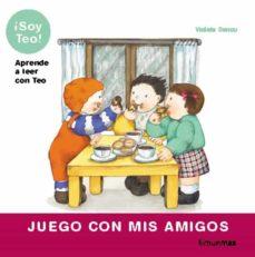 Enmarchaporlobasico.es Juego Con Mis Amigos (¡Soy Teo!) (A Partir De 5 Años) Image