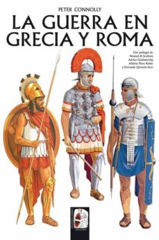 Gratis ebooks descargables para kindle fire LA GUERRA EN GRECIA Y ROMA (RUSTICA) de PETER CONNOLLY RTF 9788412079845