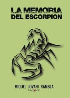 Lofficielhommes.es La Memoria Del Escorpión Image