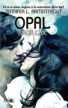 Resultado de imagen para opal libro