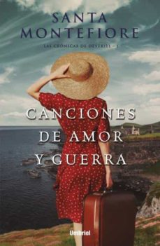 ¿Es legal descargar libros en pdf? CANCIONES DE AMOR Y GUERRA (LAS CRONICAS DE DEVERILL 1) de SANTA MONTEFIORE  in Spanish 9788416517145
