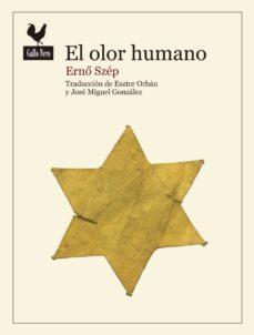 Descargar libros google libros pdf en línea EL OLOR HUMANO PDB PDF