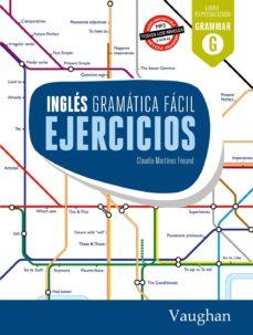 Epub descargar libros electrónicos gratis INGLÉS GRAMÁTICA FÁCIL EJERCICIOS (Literatura española) 9788416667345