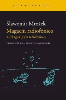 Descargar Ebook for oracle 10g gratis MAGACIN RADIOFONICO Y EL AGUA PIEZA RADIOFONICA