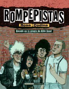 Descargando audiolibros a itunes 10 ROMPEPISTAS 9788417442545 de ROSA CODINA