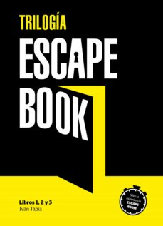 Descargador de libros de Google para iphone ESTUCHE TRILOGIA ESCAPE BOOK 9788417858445  in Spanish