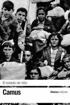 Descargar gratis ebooks italiano EL ESTADO DE SITIO en español  9788420691145