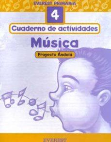 Titantitan.mx Musica 4º Primaria Cuaderno Actividades Edicion 2003 Image