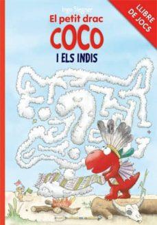 Padella.mx Llibre De Jocs: El Petit Drac Coco I Els Indis Image