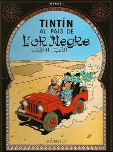 Titantitan.mx Tintin Al Pais De L Or Negre Image