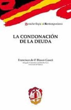 Ojpa.es La Condonacion De La Deuda Image
