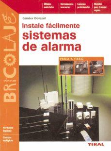Descargar libros completos en línea INSTALE FACILMENTE SISTEMAS DE ALARMA (Spanish Edition) iBook