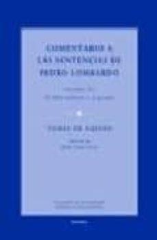 comentario a las sentencias de pedro lombardo (vol. ii/2): el lib re arbitrio y el pecado-tomas de aquino-9788431325145