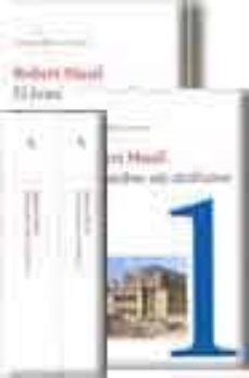 el hombre sin atributos (2 vols.)-robert musil-9788432227745
