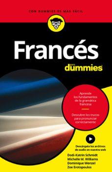 Descargas gratuitas de libros digitales. FRANCÉS PARA DUMMIES in Spanish PDF MOBI ePub 9788432903045