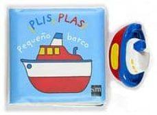Debatecd.mx ¡Plis, Plas! El Pequeño Barco Image