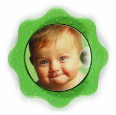 Inmaswan.es Mi Mordedor Verde (Con Un Libro De Carton Extraible) Image