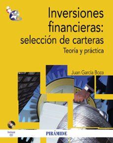 Descargar INVERSIONES FINANCIERAS: SELECCION DE CARTERAS. TEORIA Y PRACTICA gratis pdf - leer online