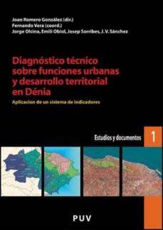 Encuentroelemadrid.es Diagnostico Tecnico Sobre Funciones Urbanas Y Desarrollo Territor Ial En Denia: Aplicacion De Un Sistema De Indicadores Image