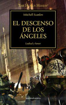Libros descargables gratis para iphone 4 LA HEREJIA DE HORUS 6: EL DESCENSO DE LOS ANGELES