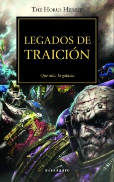 Descargas de libros de texto gratis LA HEREJIA DE HORUS 31: LEGADOS DE TRAICION in Spanish