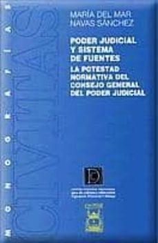 Bressoamisuradi.it Poder Judicial Y Sistema De Fuentes: La Potestad Normativa Del Co Nsejo General Image