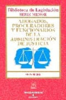 Permacultivo.es Abogados, Procuradores Y Funcionarios De La Administracion De Jus Ticia (6ª Ed.) Image