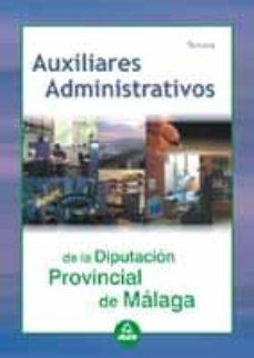 Curiouscongress.es Auxiliares Administrativos De La Diputacion Provincial De Malaga: Temario Image