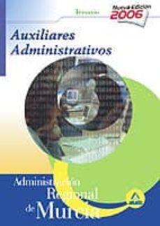 Valentifaineros20015.es Auxiliares Administrativos De La Comunidad Regional De Murcia: Te Mario Image