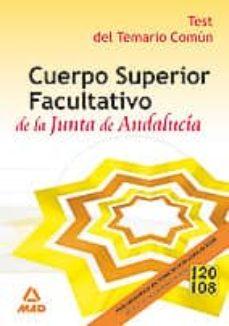 Chapultepecuno.mx Cuerpo Superior Facultativo De La Junta De Andalucia. Test Comun Image