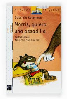 Inmaswan.es Morris, Quiero Una Pesadilla Image