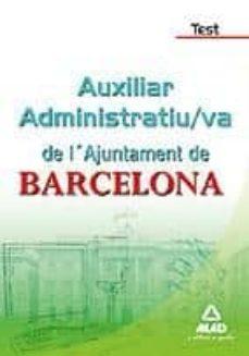 Enmarchaporlobasico.es Auxiliar Administratiu/va De L´ajuntament De Barcelona. Test Image