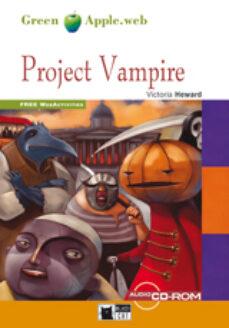 Búsqueda gratuita de descargas de libros electrónicos en pdf PROJECT VAMPIRE BOOK + CD iBook 9788468210445