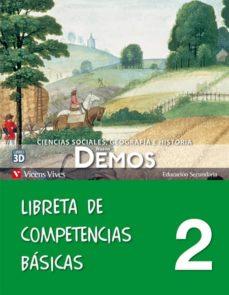Padella.mx Nuevo Demos 2º Libreta Competencias Básicas Y Separata Cantabria Image