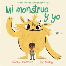 mi monstruo y yo-nadiya hussain-9788469627945