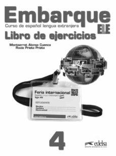 Amazon libros gratis descargar kindle EMBARQUE 4. LIBRO DE EJERCICIOS (Spanish Edition) 9788477117445  de MONTSERRAT ALONSO CUENCA