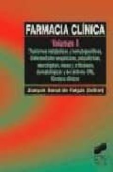Gratis en línea libros para descargar gratis en pdf FARMACIA CLINICA (VOL. II)